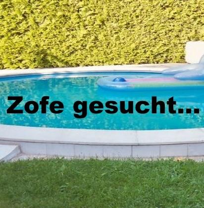 Pool-Inserat